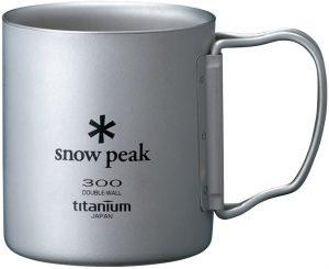 snow peak スノーピーク チタンダブルマグカップ おすすめ 汚れ 手入れ